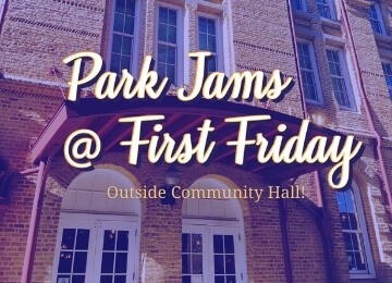 Park Jams @ First Friday in May