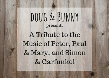Music of Peter, Paul & Mary/Simon & Garfunkel