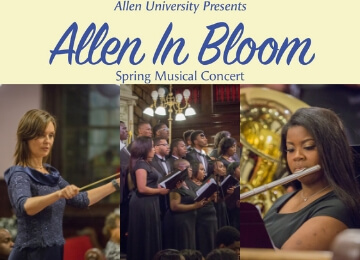 Postponed: Allen In Bloom Spring Musical Concert