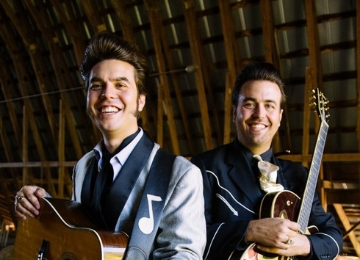 New Date: The Malpass Brothers