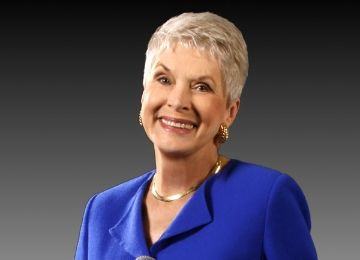 Jeanne Robertson May 14