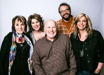 The Isaacs w/ Terry Bradshaw