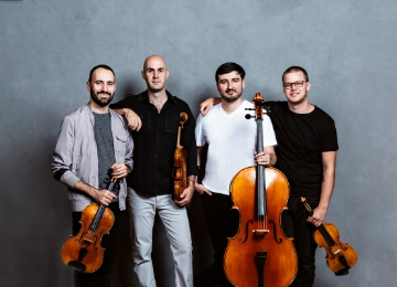 Invoke: A Multi-String Quartet