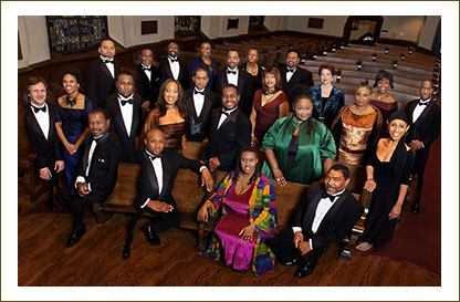 Canceled: American Spiritual Ensemble